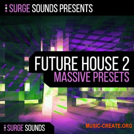 Surge Sounds - Future House 2 (NATiVE iNSTRUMENTS MASSiVE)