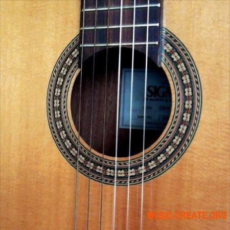 Replika Sound - Classical Acoustic Guitar (KONTAKT) - звуки акустической гитары