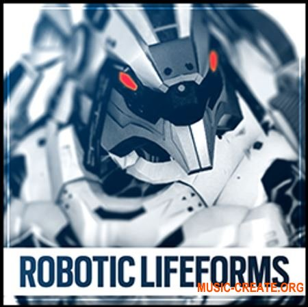 SoundMorph - Robotic Lifeforms (WAV) - звуковые эффекты