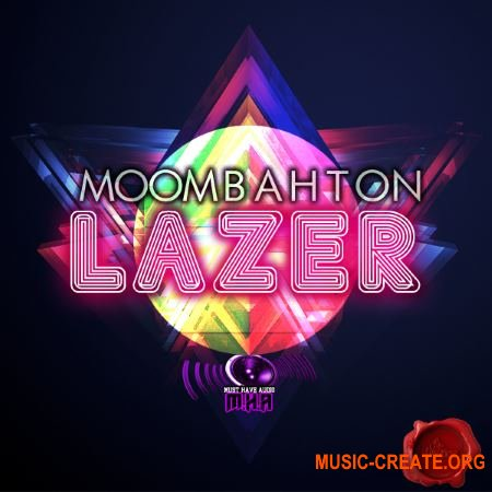 Fox Samples - Must Have Audio Moombahton Lazer (WAV) - сэмплы Moombahton
