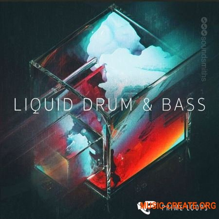 Prime Loops - Liquid Drum & Bass (WAV Sylenth1 presets) - сэмплы D&B