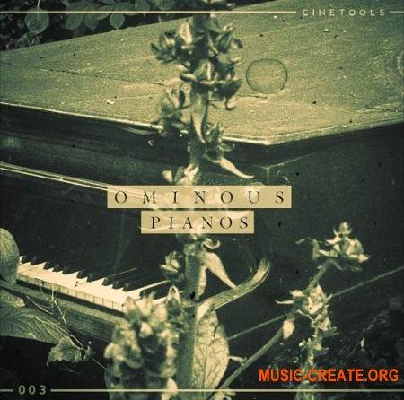 Freaky Loops - Cinetools: Ominous Pianos (WAV MiDi) - сэмплы пианино