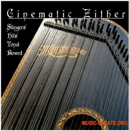 SampleTraxx - Cinematic Zither (KONTAKT) - библиотека звуков цитры