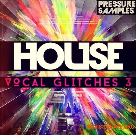 HY2ROGEN - House Vocal Glitches 3 (WAV) - сэмплы глитч вокалы