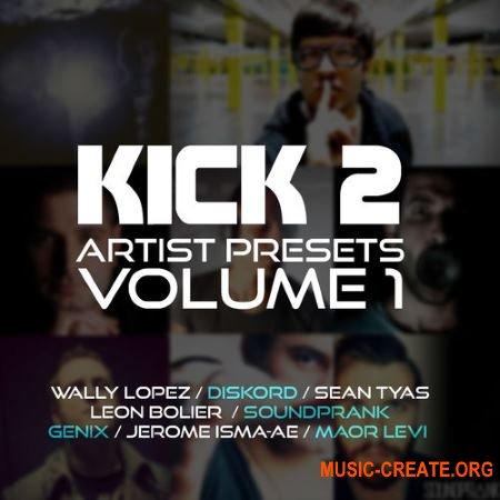Sonic Academy - Kick 2 Artist Preset Pack Vol 1