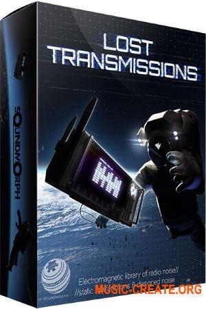 SoundMorph - Lost Transmissions (WAV KONTAKT) - звуковые эффекты