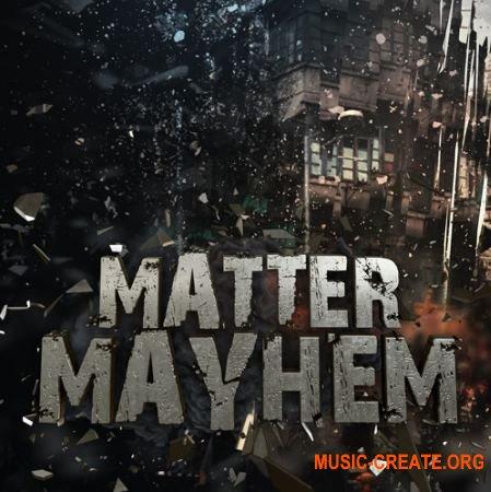 SoundMorph - Matter Mayhem (WAV) - звуковые эффекты