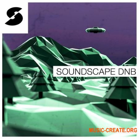 Samplephonics - Soundscape DnB (MULTiFORMAT) - сэмплы DnB