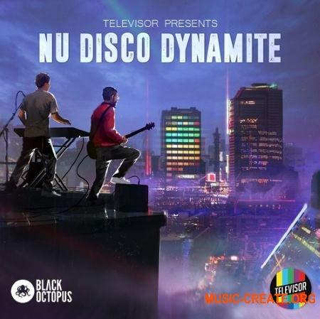 Black Octopus Sound - Televisor Nu Disco Dynamite (WAV MiDi) - сэмплы Nu Disco