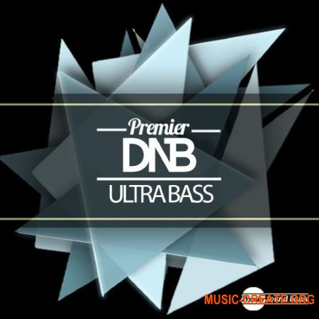 Premier Sound Bank - Premier DnB Ultra Bass (WAV) - сэмплы DnB