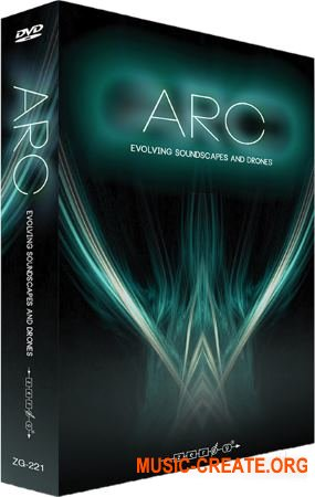 Zero-G - Arc: Evolving Soundscapes and Drones (MULTiFORMAT) - �������� �������