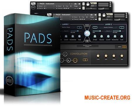 Umlaut Audio - PADS (KONTAKT) - виртуальный синтезатор