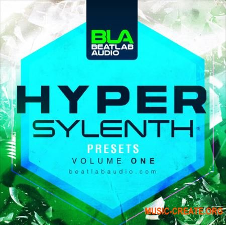 Beatlab Audio - Hyper Vol 1 (LENNAR DiGiTAL SYLENTH1 Presets)