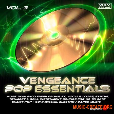 Vengeance - Pop Essentials Vol.3 (WAV) - сэмплы Pop