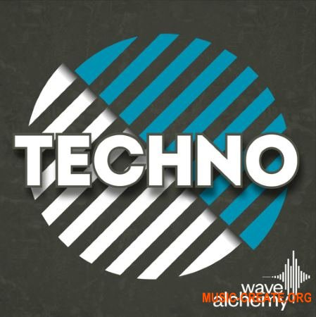 Wave Alchemy - Techno (MULTiFORMAT) - сэмплы Techno