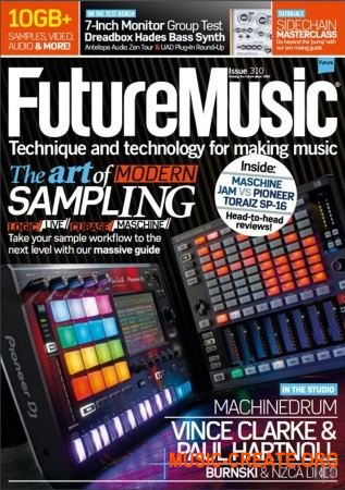 Future Music - Autumn 2016 (PDF + All Content)