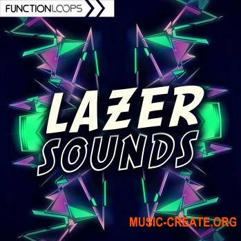 Function Loops - Lazer Sounds (WAV MiDi)