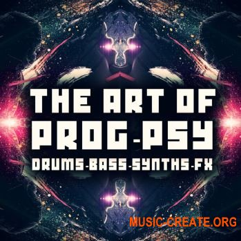 Function Loops - The Art Of Progressive Psytrance (WAV MiDi) - сэмплы Progressive Psytrance