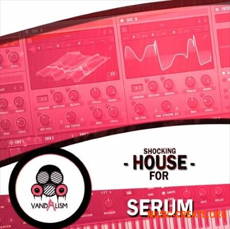 Vandalism - Shocking House (Serum presets)