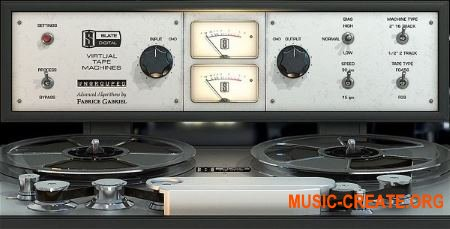 Slate Digital - Virtual Tape Machines v1.1.11.1 WIN (Team AudioUTOPiA)