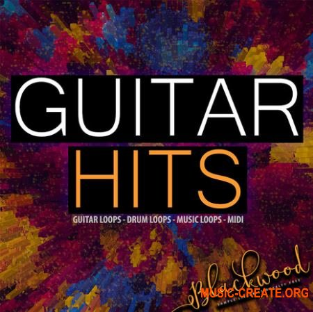 Blackwood Samples - Guitar Hits (WAV) - сэмплы гитары