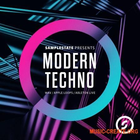 Samplestate - Modern Techno (MULTiFORMAT) - сэмплы Techno