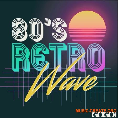 GOGOi Sounds - 80s Retro Wave (Serum presets)