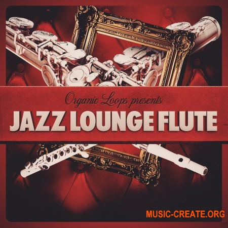 Frontline Producer - Jazz Lounge Flute (WAV REX) - сэмплы флейты