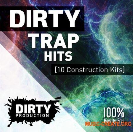 Dirty Production - Dirty Trap Hits (WAV MIDI) - сэмплы Trap