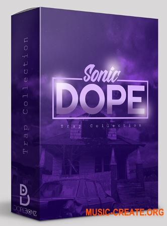 DopeBoyz - Sonic Dope Trap Collection (WAV) - сэмплы Trap