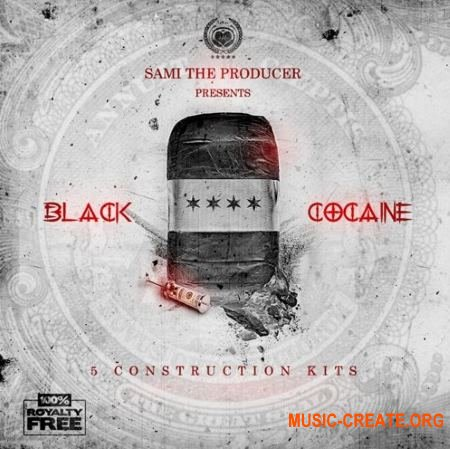 Sami The Producer - Black Cocaine (WAV MiDi) - сэмплы Trap