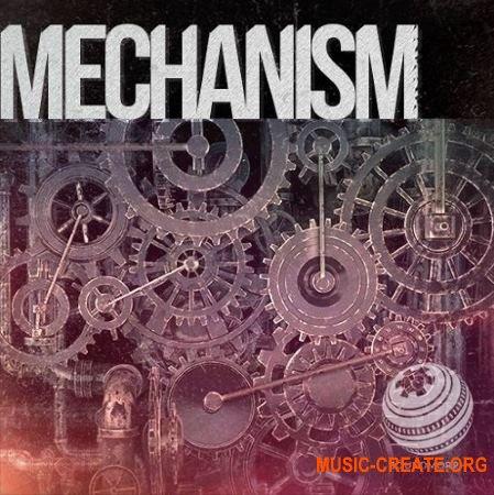 SoundMorph - Mechanism (WAV) - звуки трансмиссий, механизмов, приводов