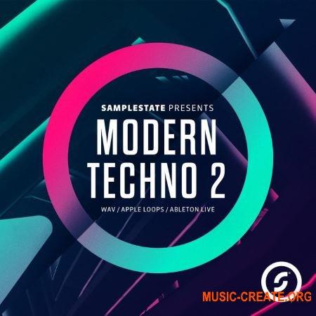Samplestate - Modern Techno 2 (MULTiFORMAT) - сэмплы Techno