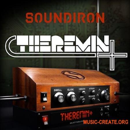 Soundiron - Theremin + Ambient Electronic Theremin Tones (KONTAKT) - библиотека звуков терменвокса