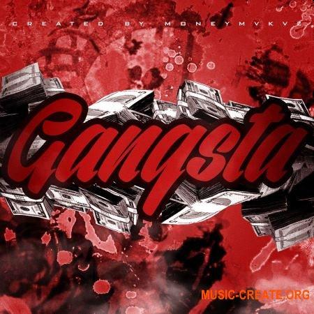 Moneymvkvz Gangsta (WAV) - сэмплы modern Trap, Hip Hop