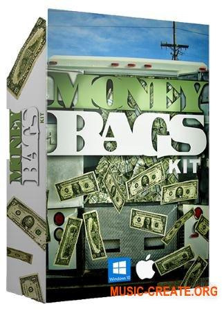 The Beat House Money Bags Drum Kit (WAV) - сэмплы ударных