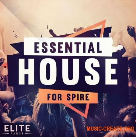 Mainroom Warehouse Essential House (WAV MiDi REVEAL SOUND SPiRE) - сэмплы House
