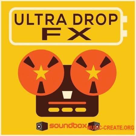 Soundbox Ultra Drop FX (WAV) - звуковые эффекты