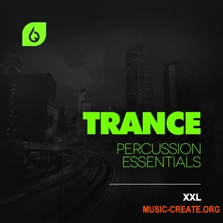 Freshly Squeezed Samples Trance Percussion Essentials XXL (WAV) - сэмплы Trance