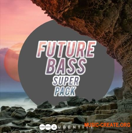 Audentity Future Bass Super Pack (WAV MiDi) - сэмплы Future Bass, Chillstep
