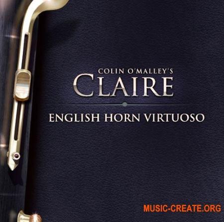 8Dio English Horn Virtuoso Instrument (Kontakt) - библиотека звуков духовых инструментов