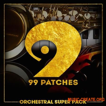99 Patches Orchestral Super Pack (WAV MiDi) - сэмплы оркестровых инструментов