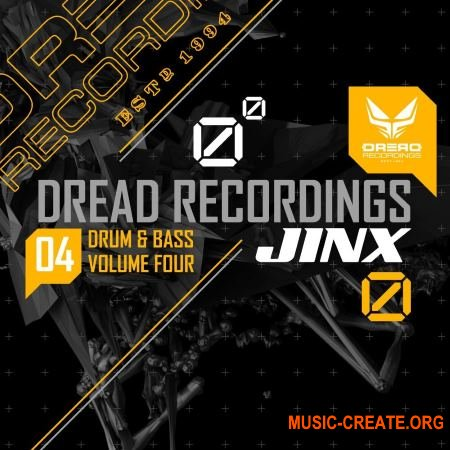 Loopmasters Dread Recordings Vol 4 - Jinx (MULTiFORMAT) - сэмплы Drum and Bass