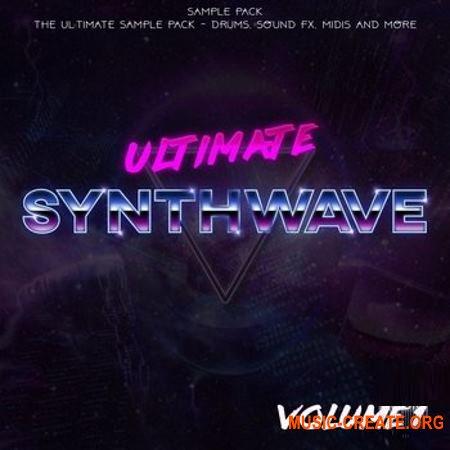 Ultimate Synthwave Sample Pack Vol. 1 (MULTiFORMAT) - сэмплы Synthwave