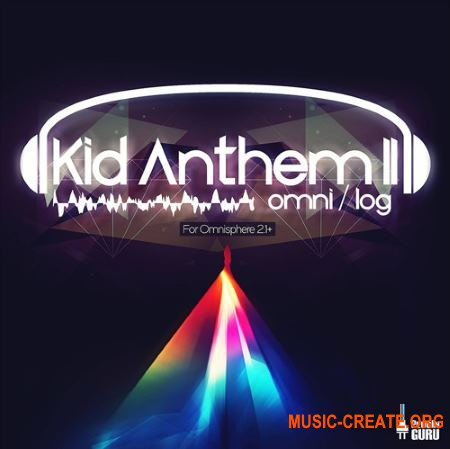 Pluginguru Kid Anthem V2: Omni / Log (Omnisphere 2 patches)