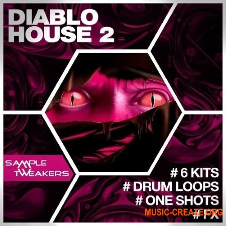 Sample Tweakers Diablo House 2 (WAV MiDi) - сэмплы House, Future House