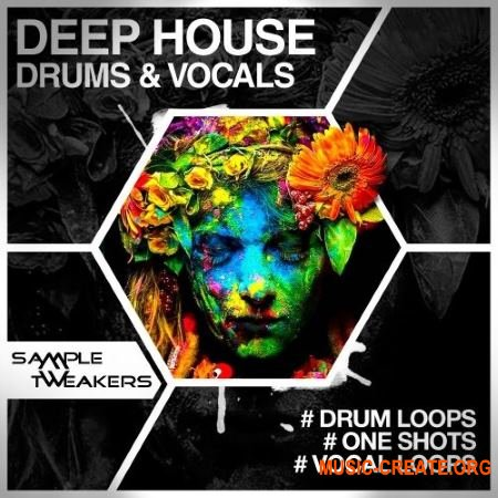 Sample Tweakers Deep House Drums & Vocals (WAV) - сэмплы Deep House, вокал