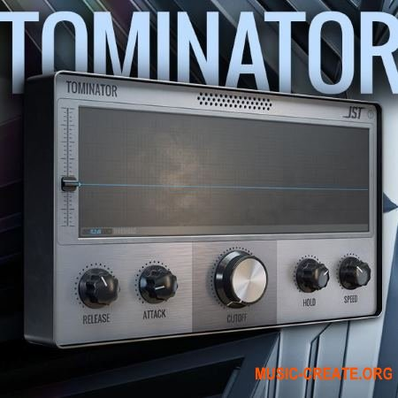 Joey Sturgis Tones Tominator v1.0 WiN OSX RETAiL (SYNTHiC4TE) - плагин фильтр для ударных