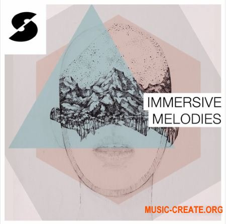 Samplephonics Immersive Melodies (MULTiFORMAT) - сэмплы Electronica