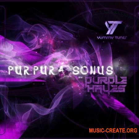 Yummy Tunes - Purpura Sonus by Purple Hayes (WAV MIDI ASD) - сэмплы Psytrance